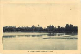 - Indre Et Loire -  Ref - A198 - La Chapelle Sur Loire - L Ile - Carte Bon Etat - - Other Municipalities