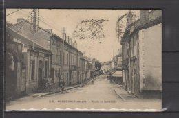 24 - Mussidan - Route De Bordeaux  -  Ancienne Poste - Facteurs - Mussidan