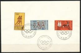 Zypern     Mi.Nr.    237 - 239    FDC - Zypern (Republik)