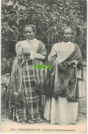 Carte Postale Ancienne De MADAGASCAR – FEMMES BETSIMISARAKA - Madagascar