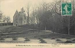 - Indre Et Loire - Ref -A166 - Ciran - La Roche Berthault Commune De Ciran - Partie Nord - Chateau - - France