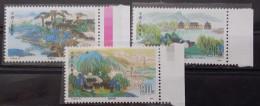 China, 1991, Mi:2381/83 (MNH) - 1949 - ... République Populaire