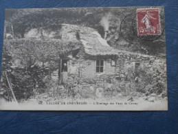 Vallée De Chevreuse  L'Ermitage Des Vaux De Cernay - Animée - Ed. Fortin 88 - Circulée 1927 - L210 - Vaux De Cernay