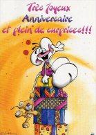 Carte Postale Diddl Joyeux Anniversaire - Diddl