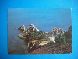 Cpm  Environs De MORGAT -  22  - L'ile Vierge  Vers Le Cap De La Chèvre   -  Côtes D´Armor  - - Saint-Quay-Portrieux