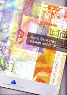 """""""Euro Banknote Design Exhibtion"""" - ECB - 2003 - About All Not Accepted Alternative Designs Of Euro Notes! - Non Classificati"""