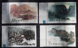 China, 1995, Mi:2665/68 (MNH) - 1949 - ... République Populaire