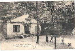 65 - BAGNERES De BIGORRE - La Fontaine Ferrugineuse  TTB Neuve - Bagneres De Bigorre