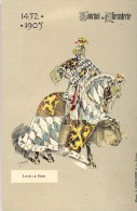 PK - Tournoi De Chevalerie - Tornooi - Ridders -  1452 -1905 - Louis Le Noir - Illustr Michel - Evénements