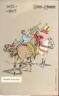 PK - Tournoi De Chevalerie - Tornooi - Ridders -  1452 -1905 - Musiciens - Bazuinen - Illustr Michel - Evénements