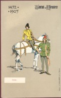 PK - Tournoi De Chevalerie - Tornooi - Ridders -  1452 -1905 - Pages  - Illustr Michel - Evénements
