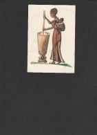 Burundi. Dessin. Peinture. Femme. Enfant. Librairie St Paul Bujumbura. - Burundi