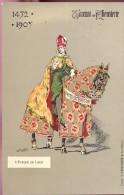 PK - Tournoi De Chevalerie - Tornooi - Ridders -  1452 -1905 - L'Eveque De Liège  - Illustr Michel - Evénements