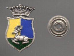 Distintivo Con Stemma Comune Di Cervia Ravenna - Administrations