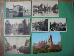 Lot De 27 Cartes + 1 Carnet Avec 22  Cartes + 2 Snapshots De BRUGGE - BRUGES - Brugge
