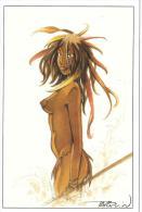CP.TARQUIN...CASTING 6...TBE..2002.. - Cartes Postales