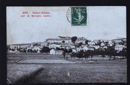 SAINT ALBAIN - Saint Alban Sur Limagnole