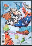 France 2010 - Papillons, Feuillet F4498, Neuf** - Sheetlets