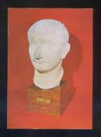 Museo Nacional Historia Rumania. *Busto Emperador Trajano...* Nueva. - Museos