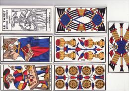 Tarot De Marseille - Grimaud - Complet - Avec Livret Explicatif - Cartes à Jouer