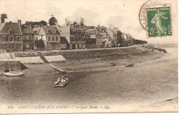 120. SAINT VALERY SUR SOMME. LE QUAI BLAVET. - Saint Valery Sur Somme
