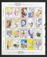 Blok 83 ** Postfris - Blocks & Sheetlets 1962-....