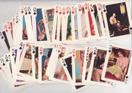 Jeu De Carte Forain - érotique - Bien Complet De Ses Deux Jokers - Cartes à Jouer