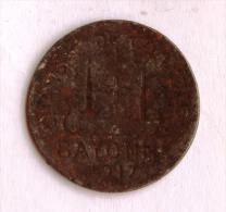 FRANCE Bayonne 5 C M Rouillée - Monétaires / De Nécessité