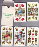 Jeu De Carte Allemand - 36 Cartes - Complet - Doppleldeutche Spielkarten - Cartes à Jouer