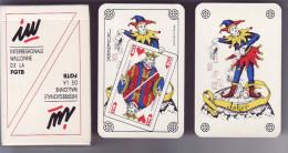 Jeu De Carte Interrégionale Wallonne De La FGTB - 54 Cartes -  Complet - Cartes à Jouer