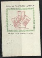 ITALIA REPUBBLICA ITALY REPUBLIC MOSTRA FILATELICA NUMISMATICA EUROPEA BOPHILEX 20 11 1961 CARTOLINA POST CARD - Manifestations