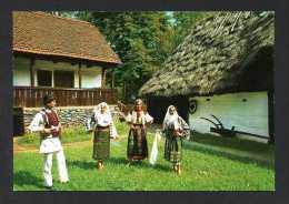 *Costumes Populaires De L´Arges, De Fagaras Et De Cluj* Ed. Pentru Turism. Nueva. - Romania