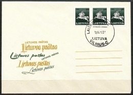 Litauen  - Sonderstempel  -  Mi.Nr.  493     - Gestempelt - Litauen