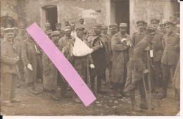 Marsoupe Woevre St Mihiel Spada Apremont 4 Bay Res Inf Rgt Ers Divi Prisonniers Fr 8e 13e RI 14-18 1914-1918 Ww1 Wk1 - War, Military