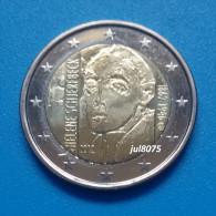 2 Euro Commemorative Finlande 2012 150ans De La Naissance D'Hélène Schjerfbeck PIECE NEUVE UNC - Finland