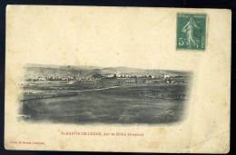 Cpa Du 12 St Martin De Lenne , Arrt De Millau  AA12 - Millau