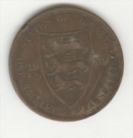 1/12 Shilling - Jersey - 1909 TTB - Jersey
