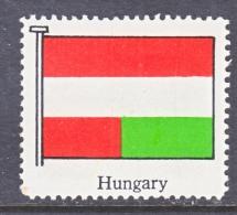 HUNGARY   FLAG   ** - Hungary
