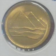 EGYPT 1 PIASTRE 1984 PICK KM553.1 UNC - Egipto