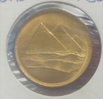 EGYPT 2 PIASTRES 1984 PICK KM554.1 UNC - Egypte