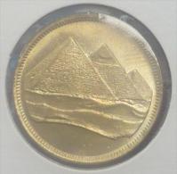 EGYPT 5 PIASTRES 1984 PICK KM622.1 UNC - Egipto