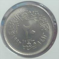 EGYPT 20 PIASTRES 1992 PICK KM733 UNC - Egitto