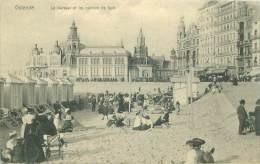OSTENDE - Le Kursaal Et Les Cabines De Luxe - Oostende