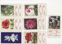 Jeu De Famille - Boite En Plastique Contenant 10 X 4 Cartes - Spielkarten