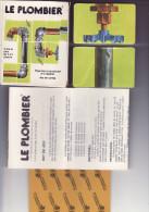 Jeu De Cartes - Le Plombier - Complet - Cartes à Jouer
