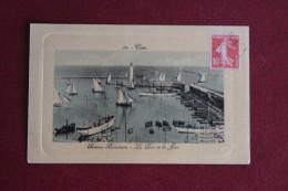 CPA 34 * CETTE  *  Le Port Et La Jetee - Frankrijk