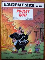 BD L'AGENT 212 - 18 - Poulet Rôti - EO 1996 - Agent 212, L'