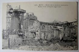 FRANCE - SOMME - ROYE - Restes De La Sucrerie Labruyère - Roye