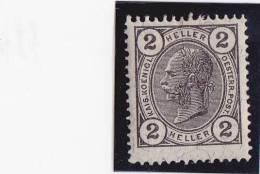 1905 2 HELLER OHNE LACKSTREIFEN **
