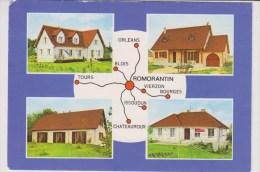 D18 - LE PAVILLON MODERNE - ROMORANTIN/VIERZON/BOURGES/ISSOUDUN/CHATEAUROUX/TOURS/BLOIS ET ORLEANS - Bourges